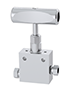 2-Way Straight Needle Valves - IPT Series